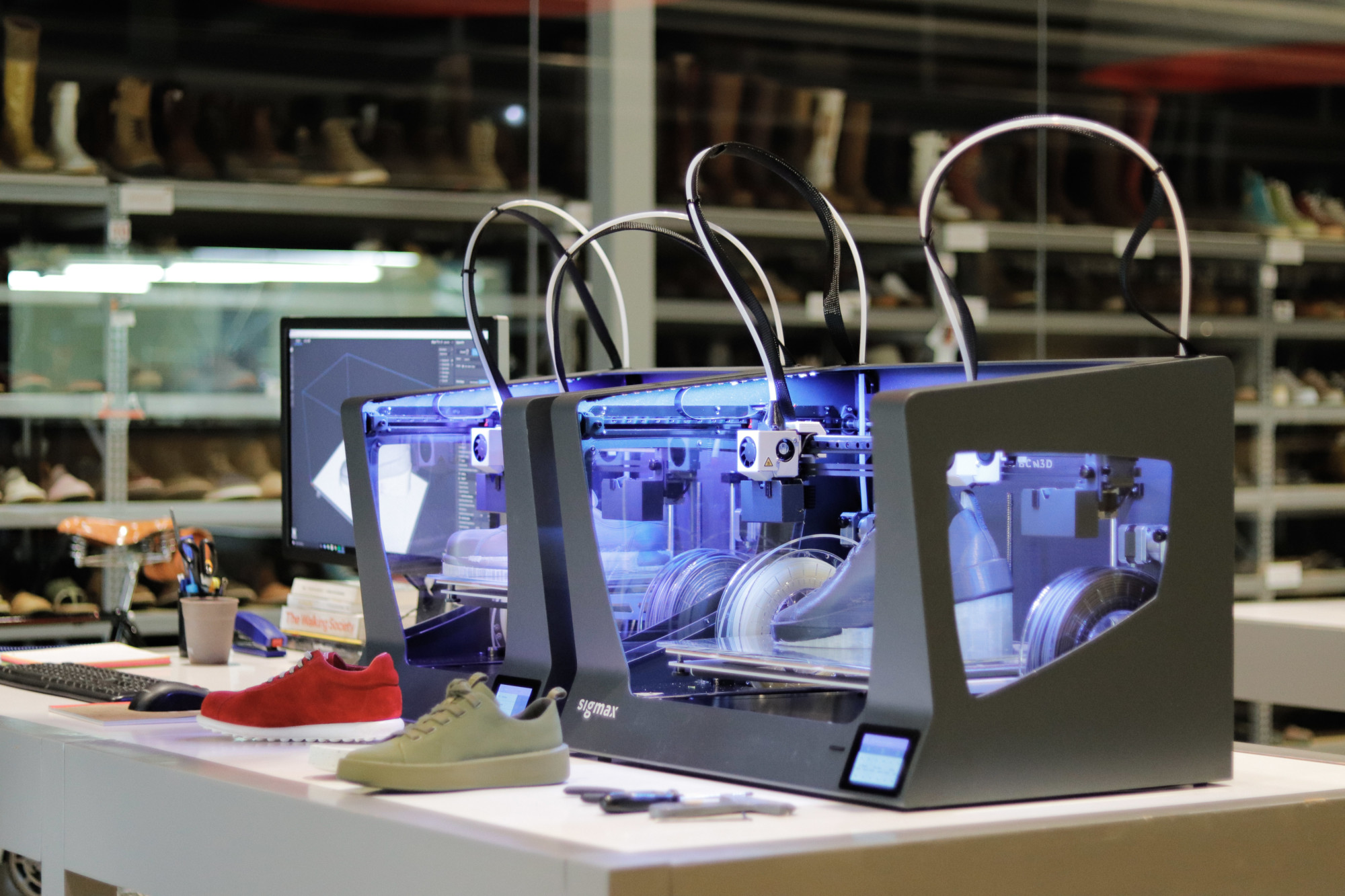 BCN3D technology - sustainable fashion