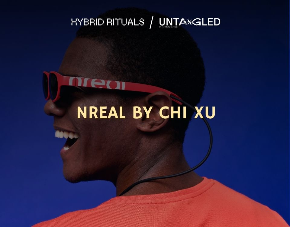 Interview With Chi Xu, Nreal MR Glasses