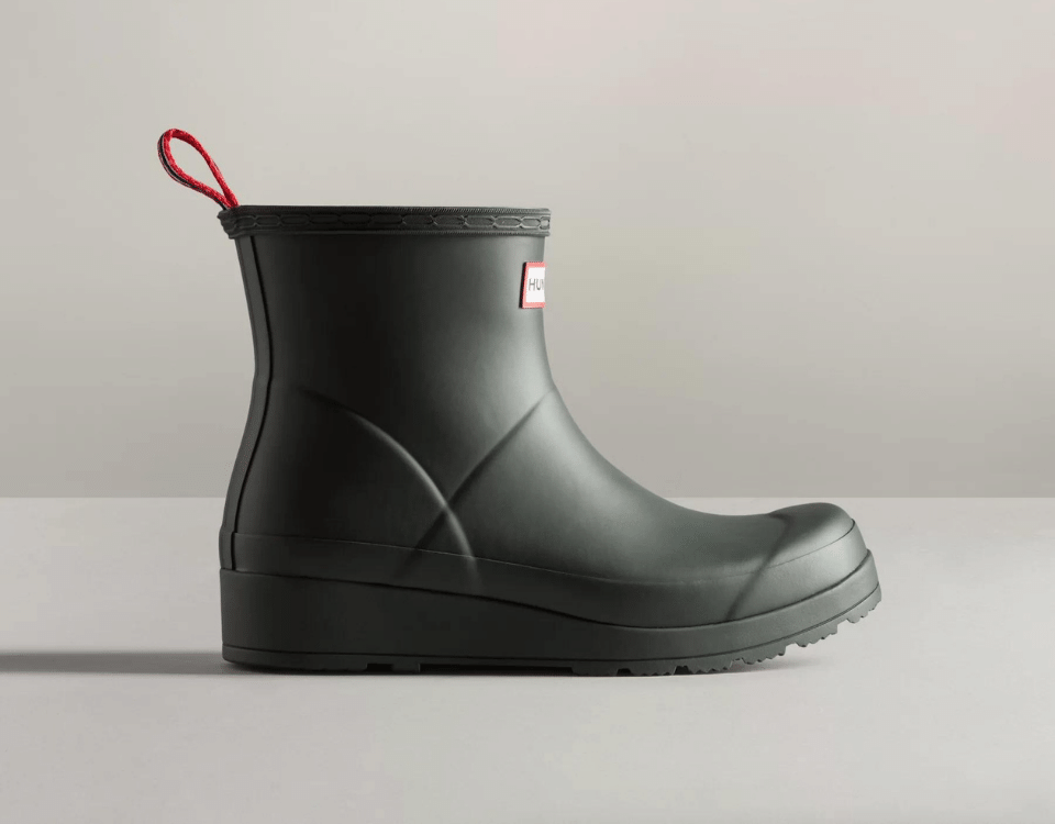 """Hunter Boots """"Protect Our Forests Collection"""""""