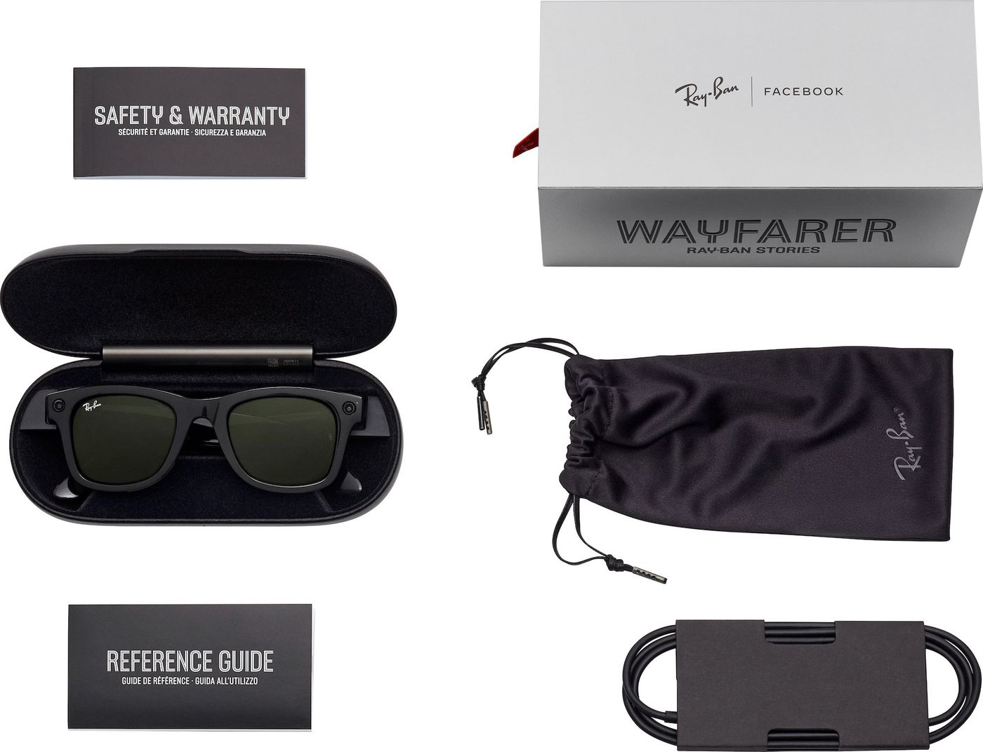 Facebook Ray-Ban Stories Smart Glasses_HYBRID RITUALS
